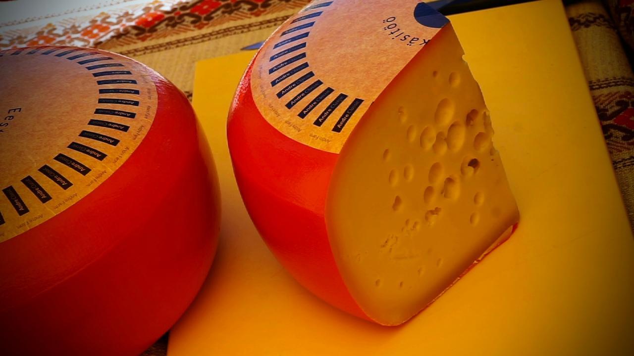Andre Farmi juust